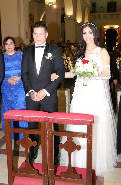 ¡SIN SELFIES! Se casaron Iturbe y Guadalupe González