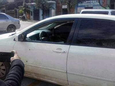 Asalto frustrado en Guairá