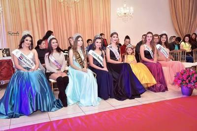 """Coronan a las nuevas """"Miss y Teen Santa Rita Py"""""""