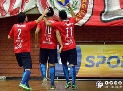 Pantallazo de una semana a puro Futsal en cuatro categorías