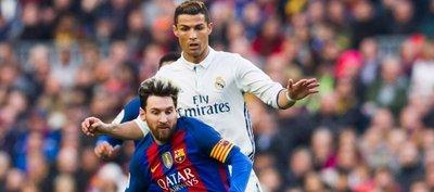 Messi no es mucho mejor que Cristiano Ronaldo, dice Maradona