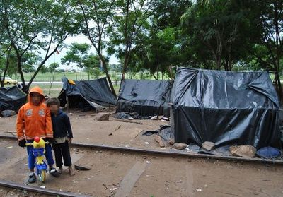 Refugio protege a 102 niños