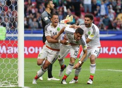 México enfrenta a Nueva Zelanda en Sochi