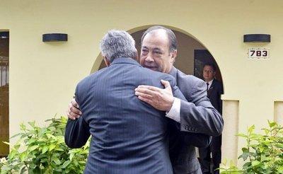 Juan Afara retomará el diálogo con Marito