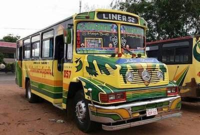 Ante reclamos de usuarios, cancelan itinerario de la Línea 52 en Capiatá