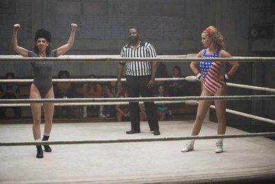 """Llega """"Glow"""", la serie más novedosa de Netflix sobre la lucha libre femenina"""