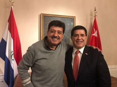 Rubén Rodríguez no será candidato de Cartes