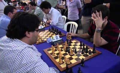 Clasificatorio de ajedrez en Ciudad del Este