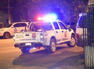 Fatal discusión en barrio Tablada