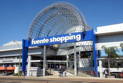 Inauguran nuevo centro comercial en San Lorenzo