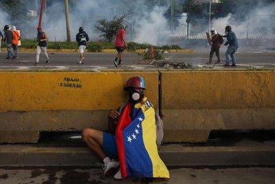 Otro manifestante muere en Venezuela