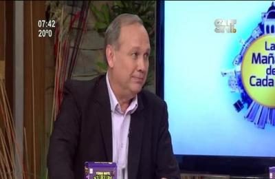 Entrevista a Mario Ferreriro, intendente de Asunción