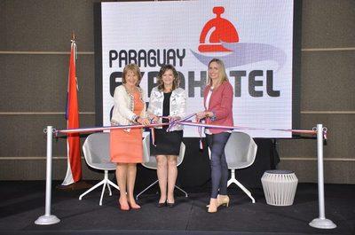 Rotundo éxito de la Expohotel Paraguay 2017