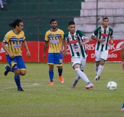 El Albiverde cierra en su estadio el Apertura ante Los Escoberos