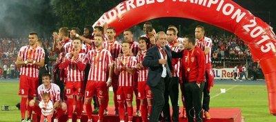 Por amaños, despojan del título al campeón albanés