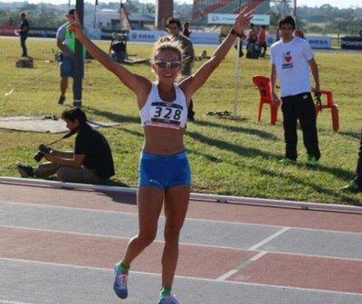 La paraguaya Carmen Martínez es campeona sudamericana