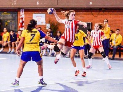 Paraguay en semis del hándbol Panamericano