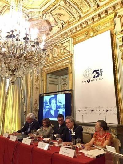 """Roa Bastos, su recolección de """"twits"""" del siglo XIX y su volver al futuro literario"""