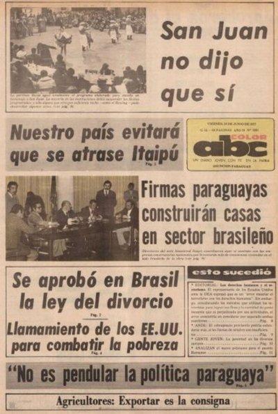 24 de junio de 1977