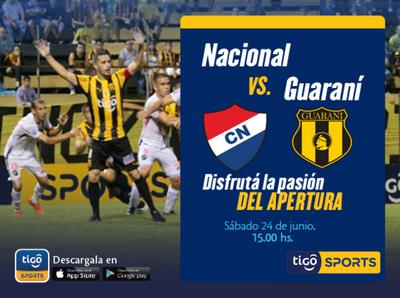 Guaraní debe ganar y esperar