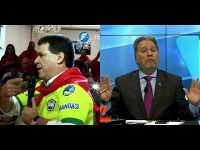 Sindicato de Periodistas se solidariza con Menchi y Óscar y repudia amenaza de Cartes