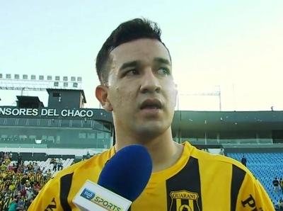 Néstor Camacho se despidió de Guaraní