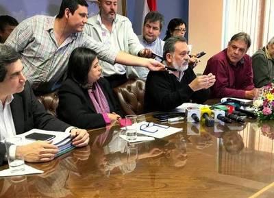 El precio que pagó Lugo para presidir el Congreso y la falsa agenda del Frente Guasu