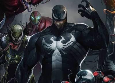 """Marvel revela detalles de la nueva miniserie """"Venomverse"""""""