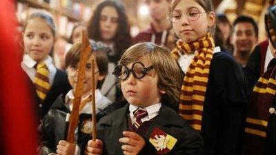 La editorial de Harry Potter celebra su 20 aniversario