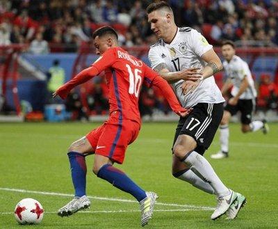 Alemania y Chile no quieren sorpresas