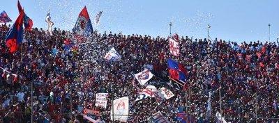 Cerro Porteño, el equipo que más gente llevó en el Apertura 2017