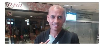 Sergio Otálvaro, el sexto pasajero del Expreso Decano