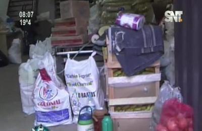 Siguen llegando donaciones para damnificados del sur