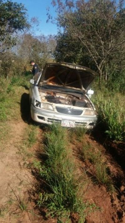 Ciudad del Este: Recuperan vehículo robado en Monday