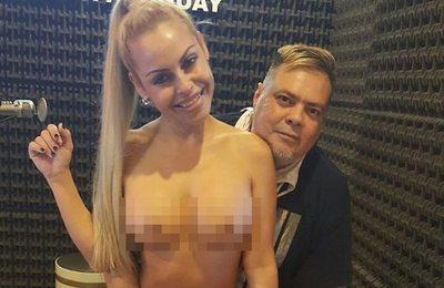 """¿""""Parlamentarios"""" con programa radial porno?"""