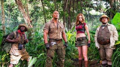La jungla revive en el primer tráiler de Jumanji 2