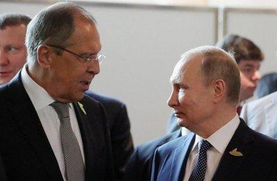 Ambiente eléctrico en reunión de Trump y Putin