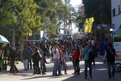 La Expo de Mariano Roque Alonso abre hoy su telón