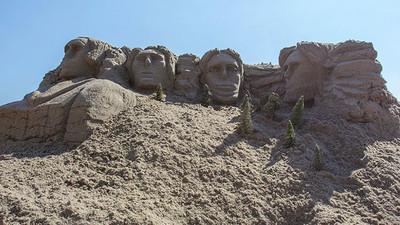 Tallan monumento indígena que  superará al Monte Rushmore