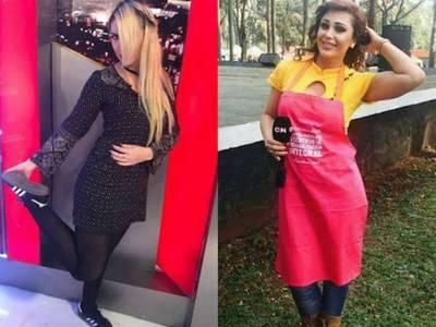 """Conductora de Tv acusa a su colega de ser mujer fácil: """"No soy como ella je'u re'i"""""""