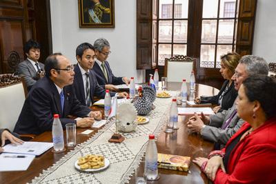 Japón busca cooperar con pequeños productores paraguayos