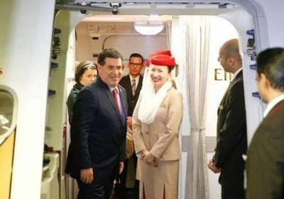 En su viaje a Taiwán, el presidente Cartes hizo escala en Dubái