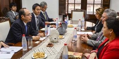 JAPÓN OFRECE COOPERACIÓN PARA PEQUEÑOS PRODUCTORES