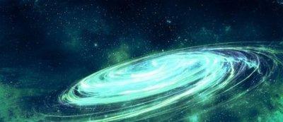 Descubren una galaxia mil veces más luminosa que la Vía Láctea