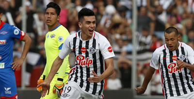 Jesús Medina está en el interés de Boca Juniors