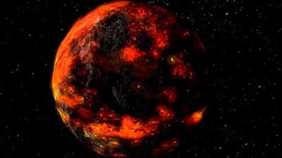 ¿Cómo era antiguamente la atmósfera de la Luna?