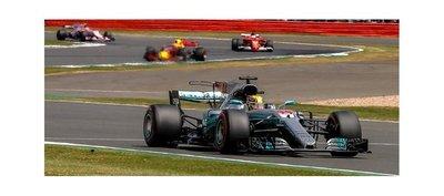 Lewis Hamilton gana en Silverstone por cuarto año consecutivo