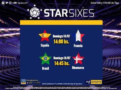 Star Sixes conocerá a su campeón este domingo
