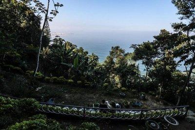 Vidigal un paraiso en medio de una favela