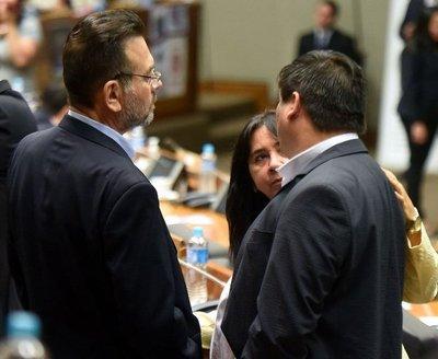 Los diputados paralizan trabajo en las comisiones